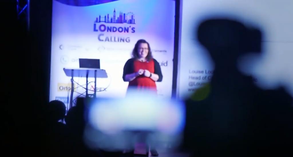 Salesforce London's Calling event