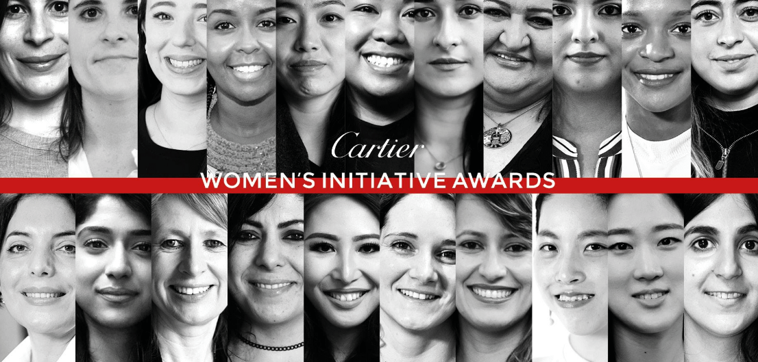 Cartier Women's Awards