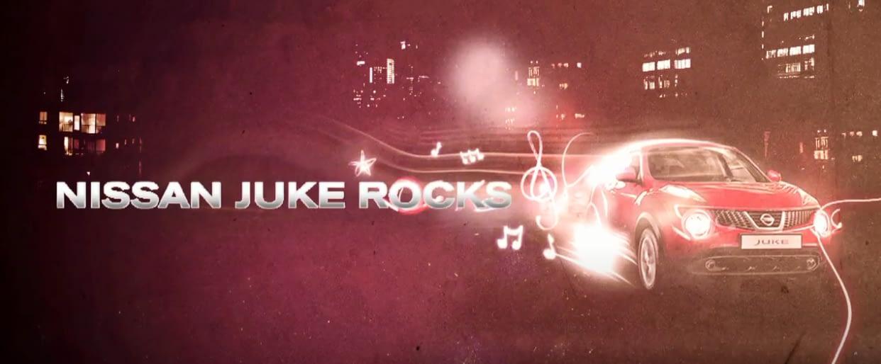 Nissan Juke Rocks – various cities