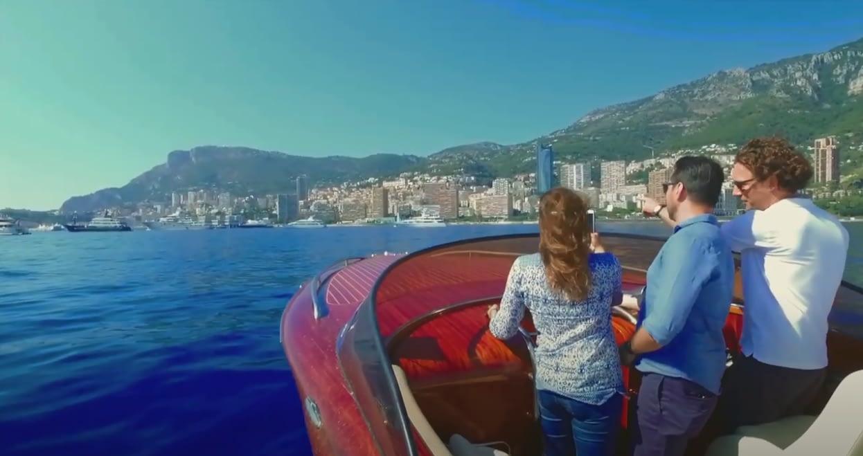 Starwood Hotels shoot in Monaco