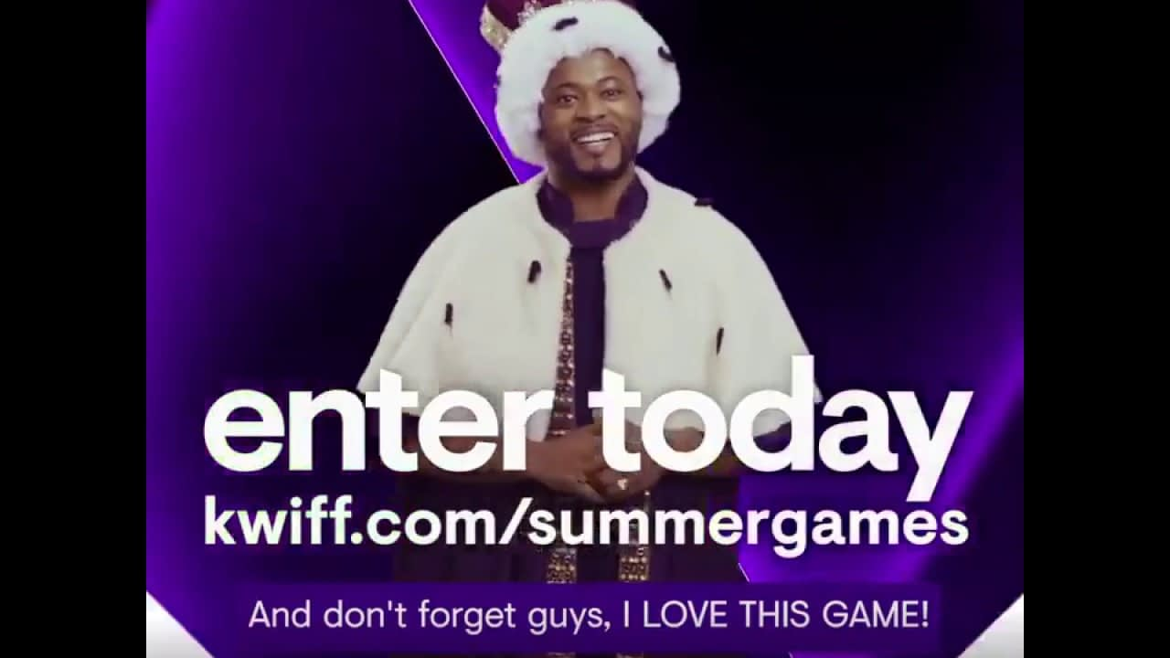 Kwiff Summer of Sport Commercials