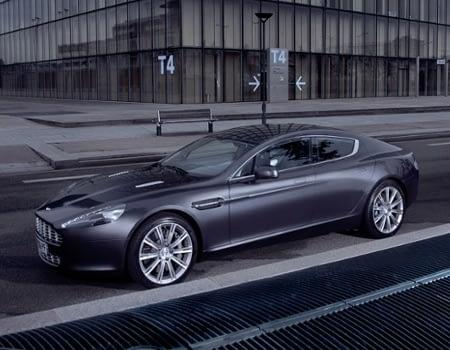 Aston Martin photography  in Paris