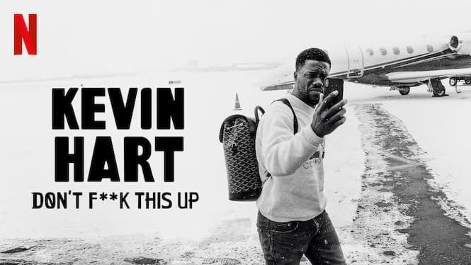 Kevin Hart dont Fxxk this up